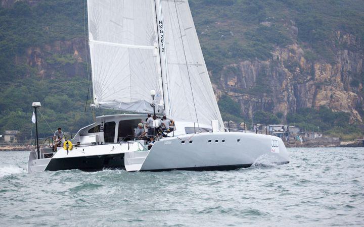 ba u00d1uls high performance catamaran sailing luxury catamaran